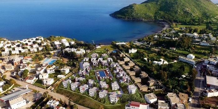 Naringi Sahil Evleri fiyatları 290 bin dolardan başlıyor