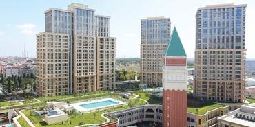 Venezia Mega Kiptaş Konutları Gaziosmanpaşa'da yükseliyor