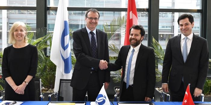 Nef'ten Avrupa İmar Bankası ile 600 milyon dolarlık yatırım