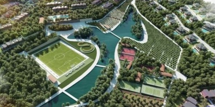Galatasaray Riva Projesi görselleri paylaşıldı
