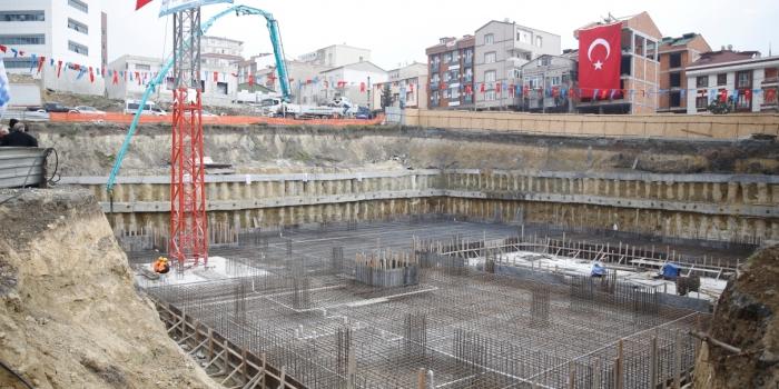 İstanbul Cemevi ve Kültür Merkezi'nin temelleri atıldı