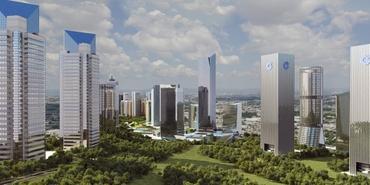 Ankara'da yeni bir kent kuruluyor: Bağlıca Batışehir