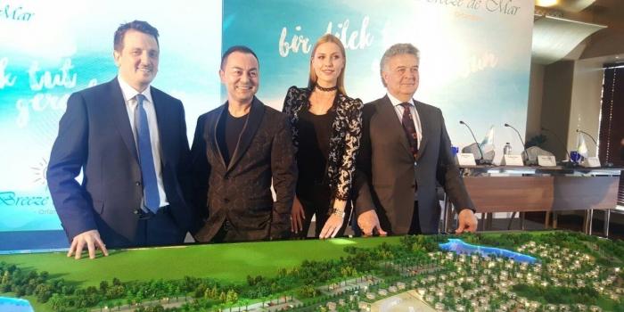 Breeze De Mar projesinin Türkiye'deki satışları başladı