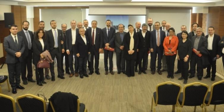 Nazmi Durbakayım yeniden İNDER Başkanı seçildi