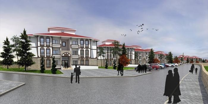 Toki Zonguldak Devrek-Çaydeğirmeni'ne 319 konut yapacak