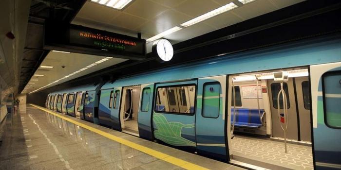 Üsküdar Ümraniye metrosu Mayıs ayında açılıyor