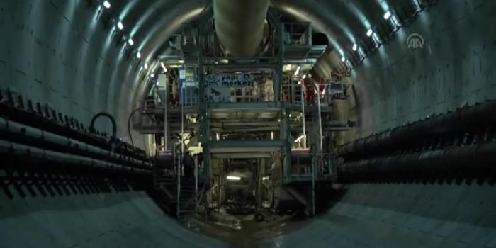 3 Katlı Büyük İstanbul Tüneli'nde teklif zarfları yarın açılıyor
