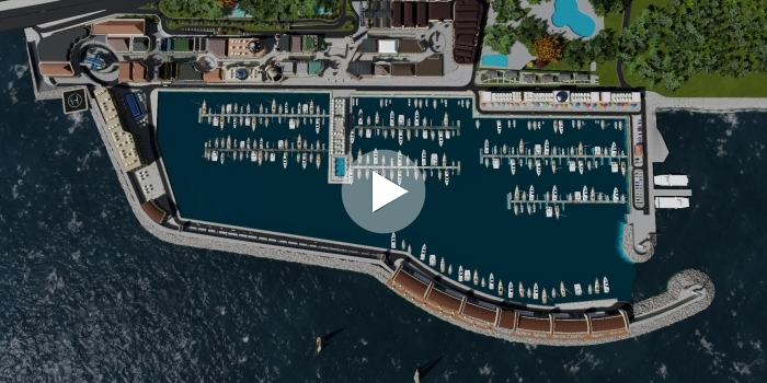 Kıyı İstanbul projesinin tanıtım filmi yayına girdi