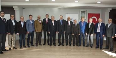 Yavuz Işık yeniden THBB Başkanlığı'na seçildi