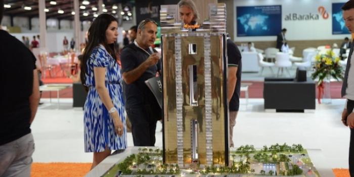 Türk inşaatçıların gözü Erbil Gayrimenkul Fuarı'nda