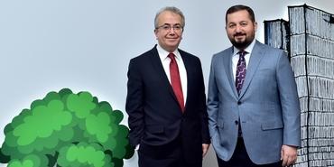 Türkiye'nin ilk ve tek 5 yıldızlı ofis binası: AND Kozyatağı