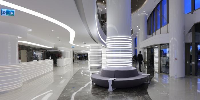 Bahçeşehir Medical Park'ta Addo Furniture imzası…