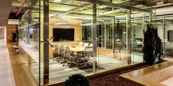 Bakırküre Architects'ten verimli ofis tasarımları