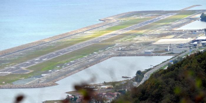 Rize-Artvin Havalimanı 2020'yi bekliyor