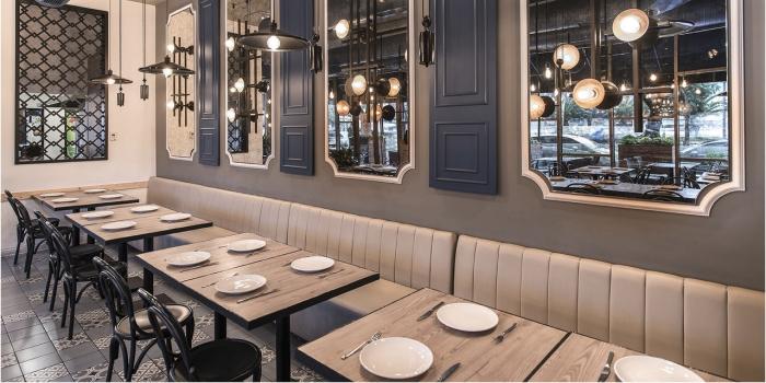 Çağlayan Architects'ten tarihi lokantaya özel tasarım