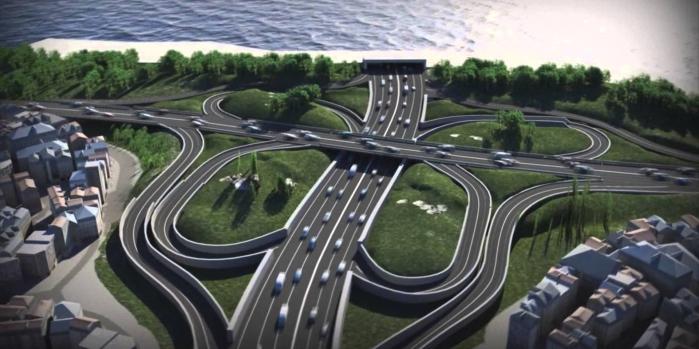 3 katlı büyük istanbul tüneli projesi