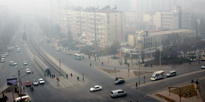 Hava kirliliği o kentlerde öldürücü boyutlara ulaştı
