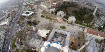 İstanbul'un en merkezi caddesi yayalaştırılıyor