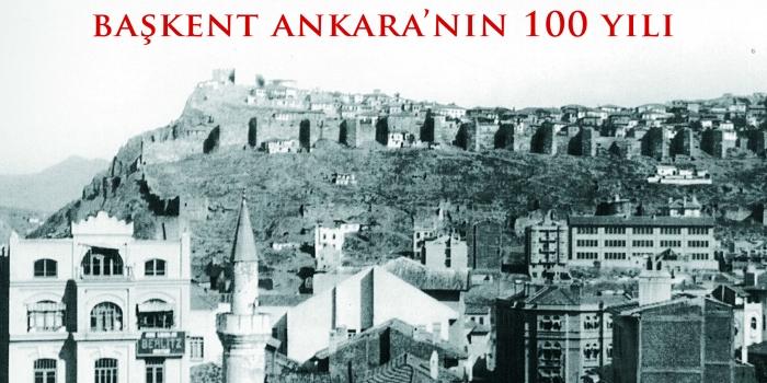 Sinpaş 'Başkent Ankara'nın 100 Yılı' kitabını tamamladı