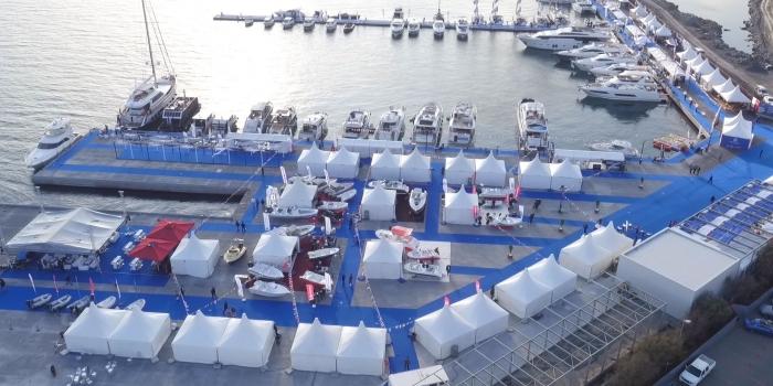 Ataköy'ün Mega Yat Limanı 2 Mayıs'ta açılıyor