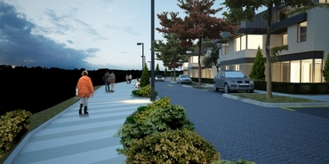 Iglo Architects'ten Su Kenarında Yaşam Önerisi: ÖMERLİ PARK EVLERİ