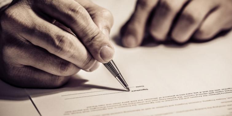 Mirastan feragat sözleşmesi örneği