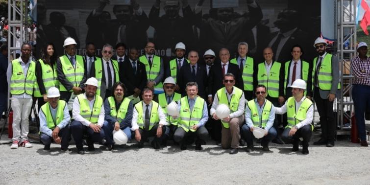 Senegal'in hızlı tren projesine Türk imzası