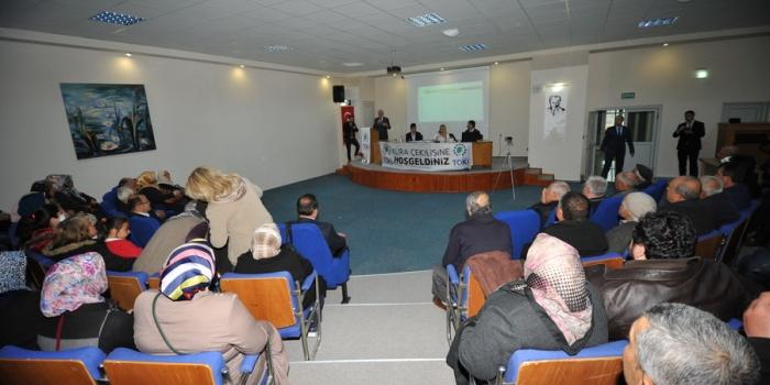Kırıkkale Keskin Toki Evleri kura sonuçları!