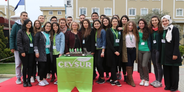 İstanbul Aydın Üniversitesi'nden sürdürülebilir kampüs buluşması