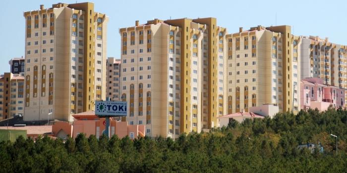 TOKİ Balıkesir Kurtuluş'a 110 konut inşa edecek