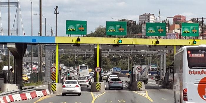 Boğaziçi Köprüsü'nde SGS sistemi için çalışmalar başlıyor