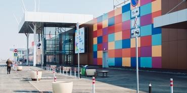 ESTA'nın Rusya'da inşa ettiği dev kompleks açıldı