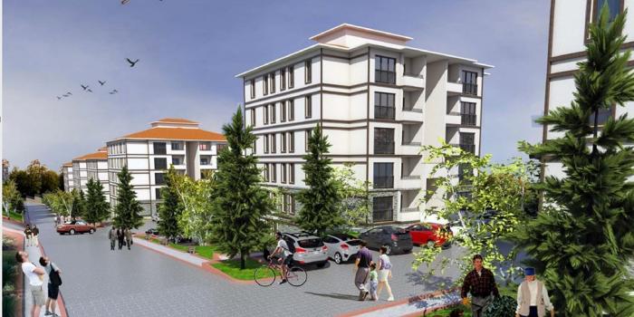TOKİ Tokat Erbaa'ya 224 konut inşa edecek