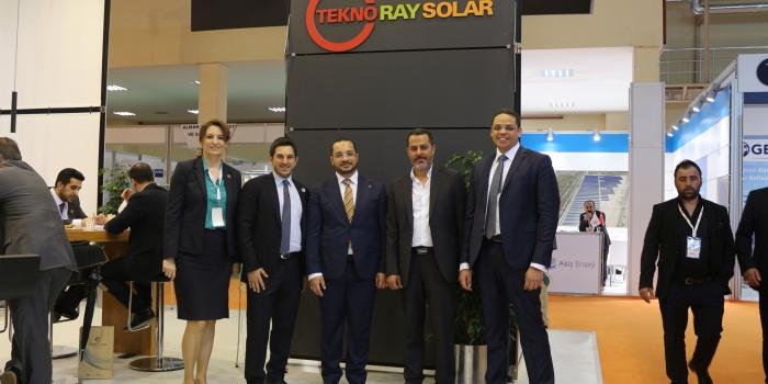 Solarex Fuarı'nda dev anlaşma