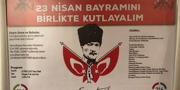 216 Yapı 23 Nisan'ı Sancaktepe'de kutlayacak