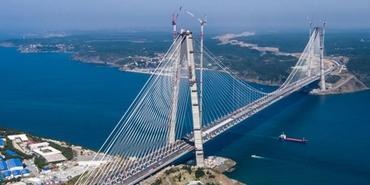 3. Boğaz Köprüsü'ne kesintisiz enerji desteği
