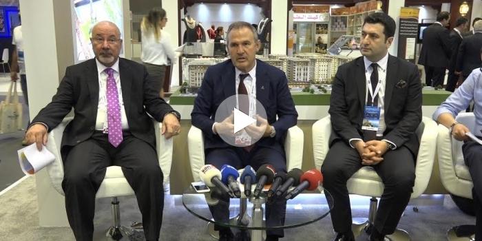 Çetinsaya: Yasal düzenlemeler yabancı yatırımcının önünü açıyor