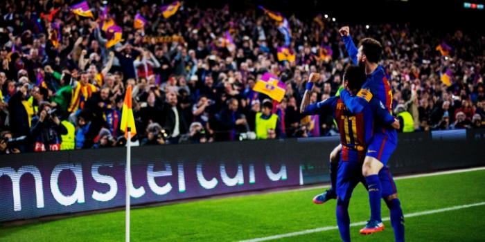 Nef Barcelona ile sponsorluk anlaşması imzaladı