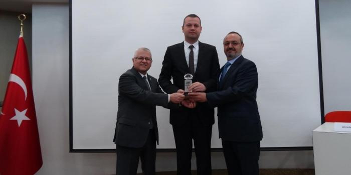 ODE Yalıtım'a ihracat ödülü