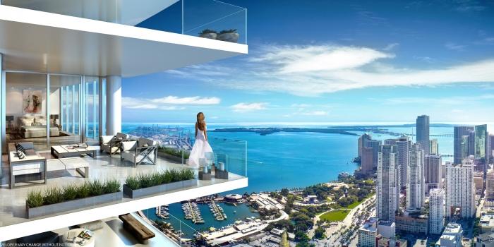 Paramont Miami World Center İstanbullu yatırımcılarla buluştu