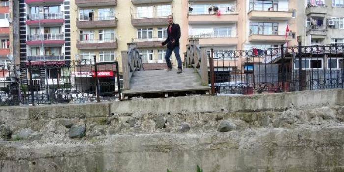Bu köprünün çıkışı yok