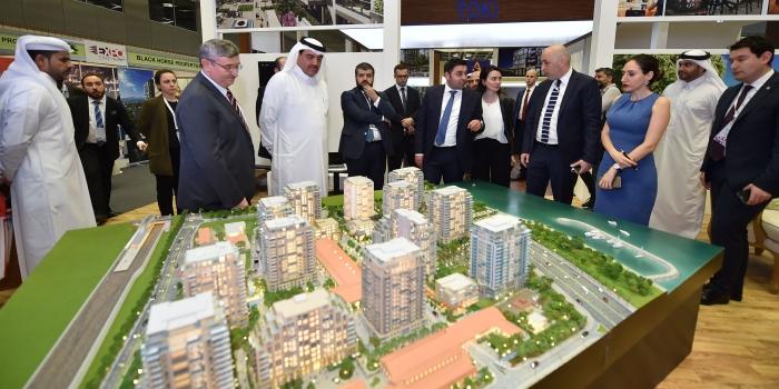 Katarlı Bakan Rumaihi: İşbirliği için tüm destek verilecek