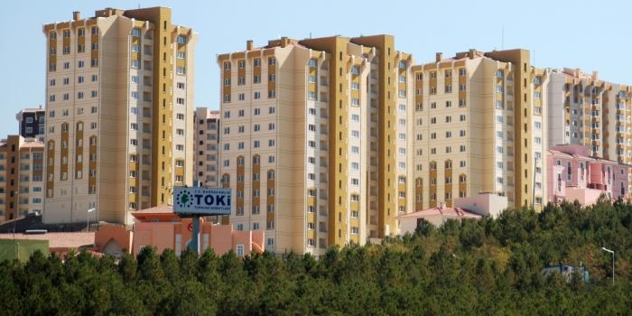 Toki Gaziantep Şehitkamil emekli evleri kura sonuçları