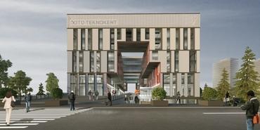 Ankara'nın kalbine dev teknoloji merkezi