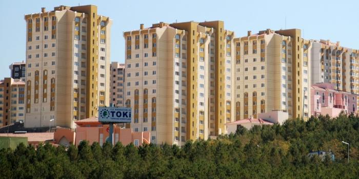 Erzurum Palandöken Mal Meydanı Toki başvuruları bugün başladı