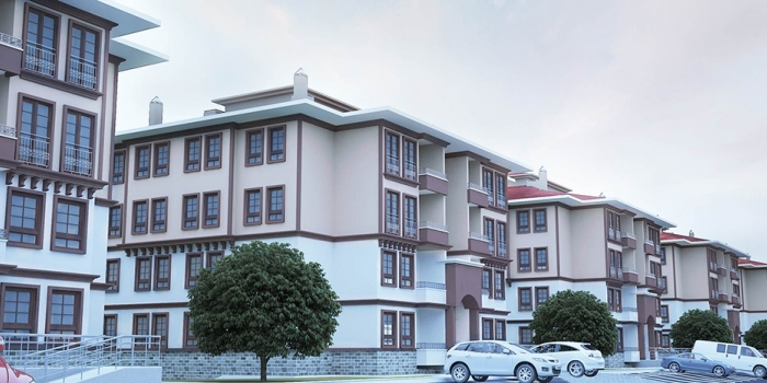 Toki'den Kocaeli Kandıra'da emeklilere özel 270 konut