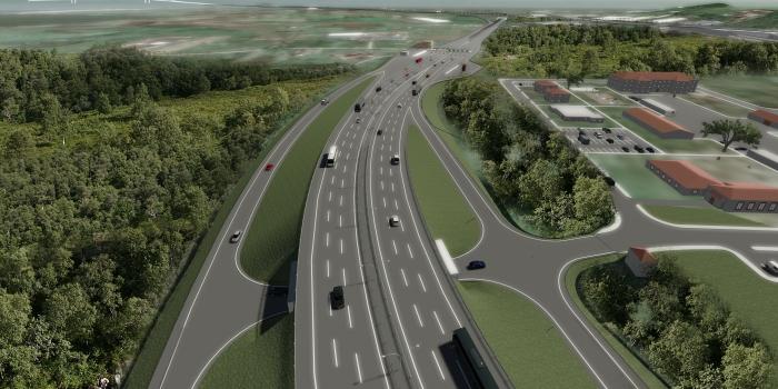 Kuzey Marmara Otoyolu için kapsamlı kamulaştırma kararı