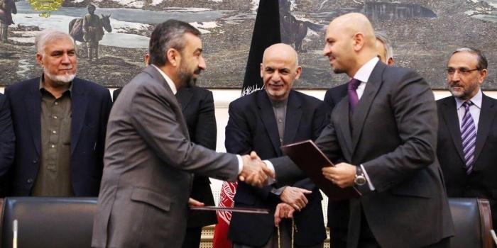 Vefa'dan Afganistan ile dev anlaşma