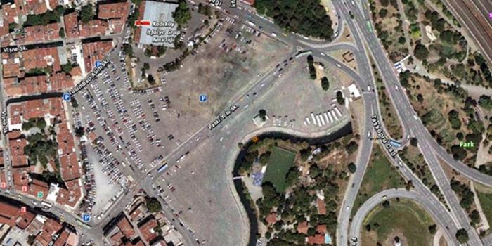 Bakırköy'de 1 milyon metrekarelik alan için imar planı değişikliği