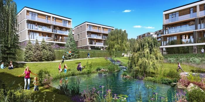 Eston Şehir Mahallem'de hayat Eylül'de başlıyor
